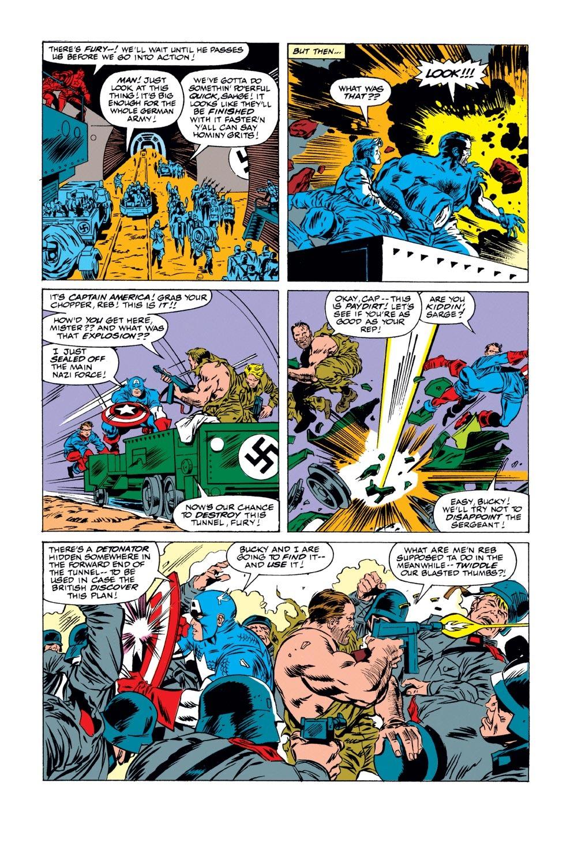 Captain America (1968) Issue #383 #316 - English 34