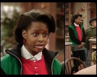 Cosby Show Huxtable fashion blog 80s sitcom Tempestt Bledsoe Vanessa Huxtable