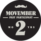 Movember Badge