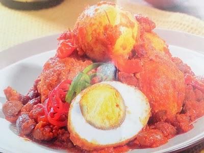 resep masakan rendang telur kacang merah resep masakan
