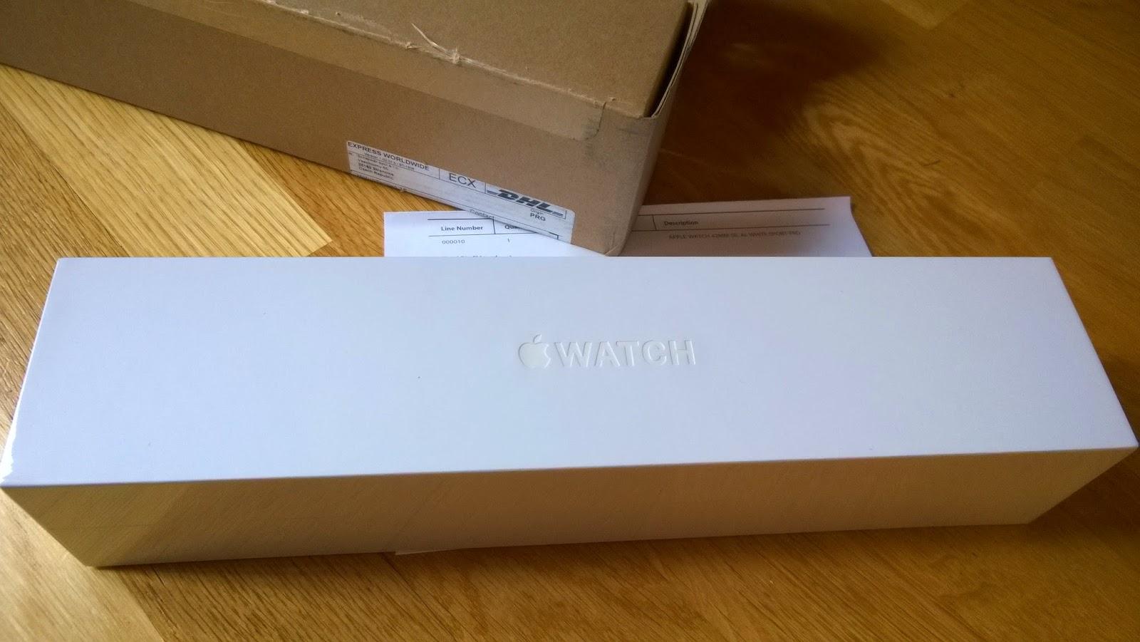 iwatch 1 2 3 apple watch sport test erster teil. Black Bedroom Furniture Sets. Home Design Ideas
