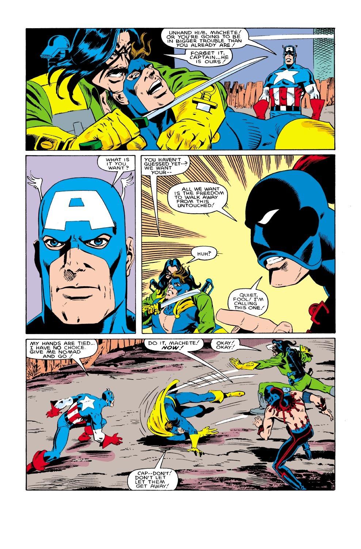 Captain America (1968) Issue #302 #230 - English 21