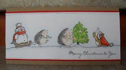 Christmas Card Tally 2018