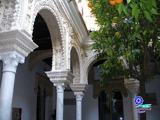 Casa de los Pinelo - Sevilla - Patio renacentista 02
