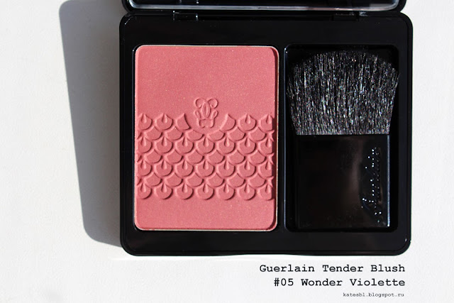 Guerlain Tender Blush 05 Wonder Violette