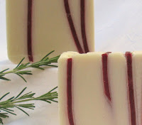 Rosemary Mint Soap by The Seattle Soap Shop