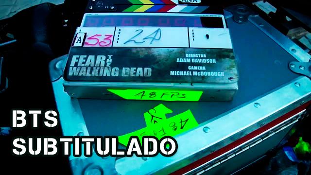 Fear The Walking Dead - Behind The Scenes