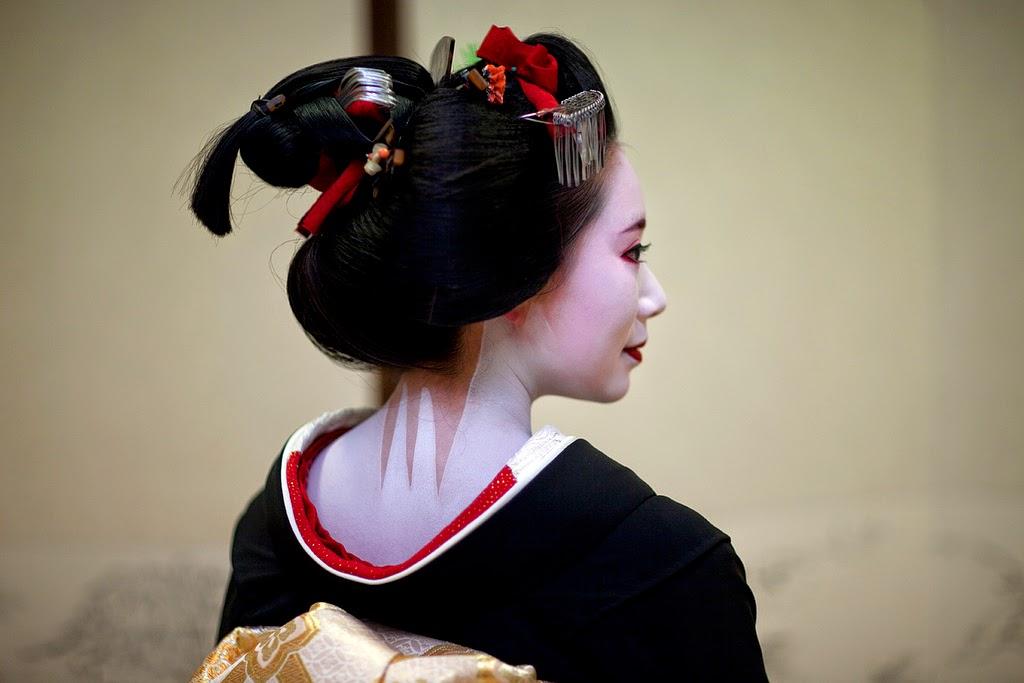 Peinado estilo sakkou