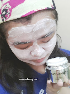 Mary Sharon Spa Sleeping Mask