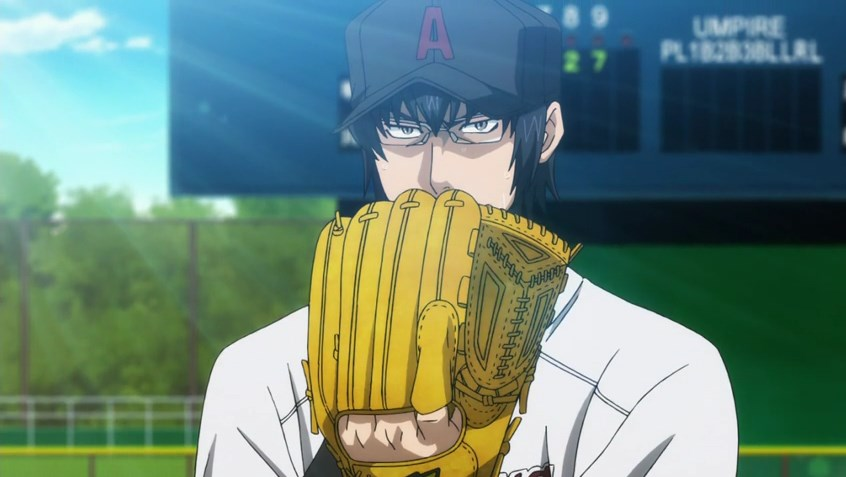 Diamond no Ace Season 2 Wallpaper Screenshot Preview