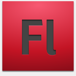 logo adobe flash