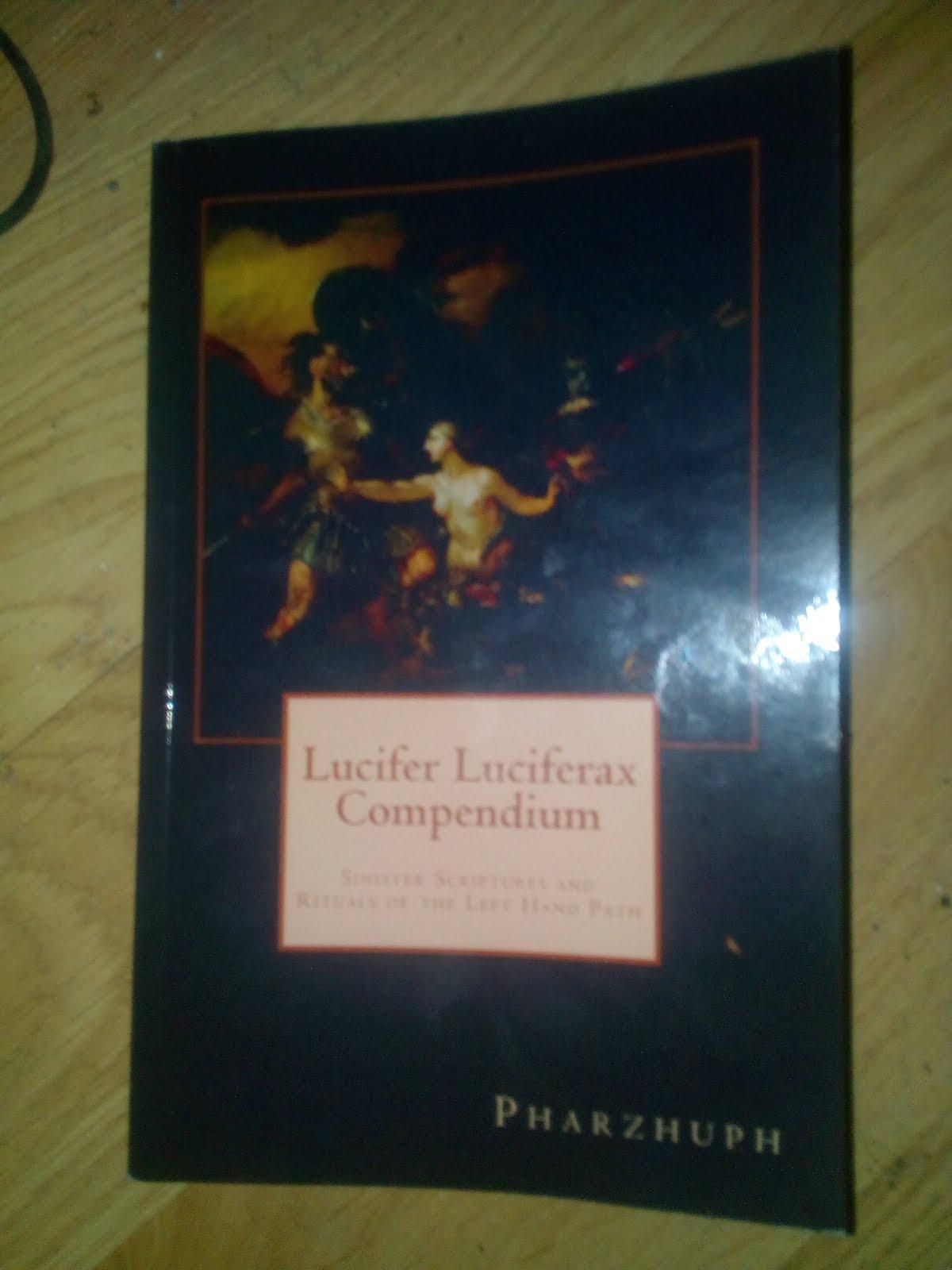 'Lucifer Luciferax Compendium' by Pharzhuph.