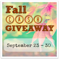 Fall Cash Giveaway Logo
