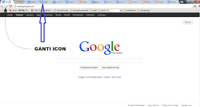 search google ganti icon today