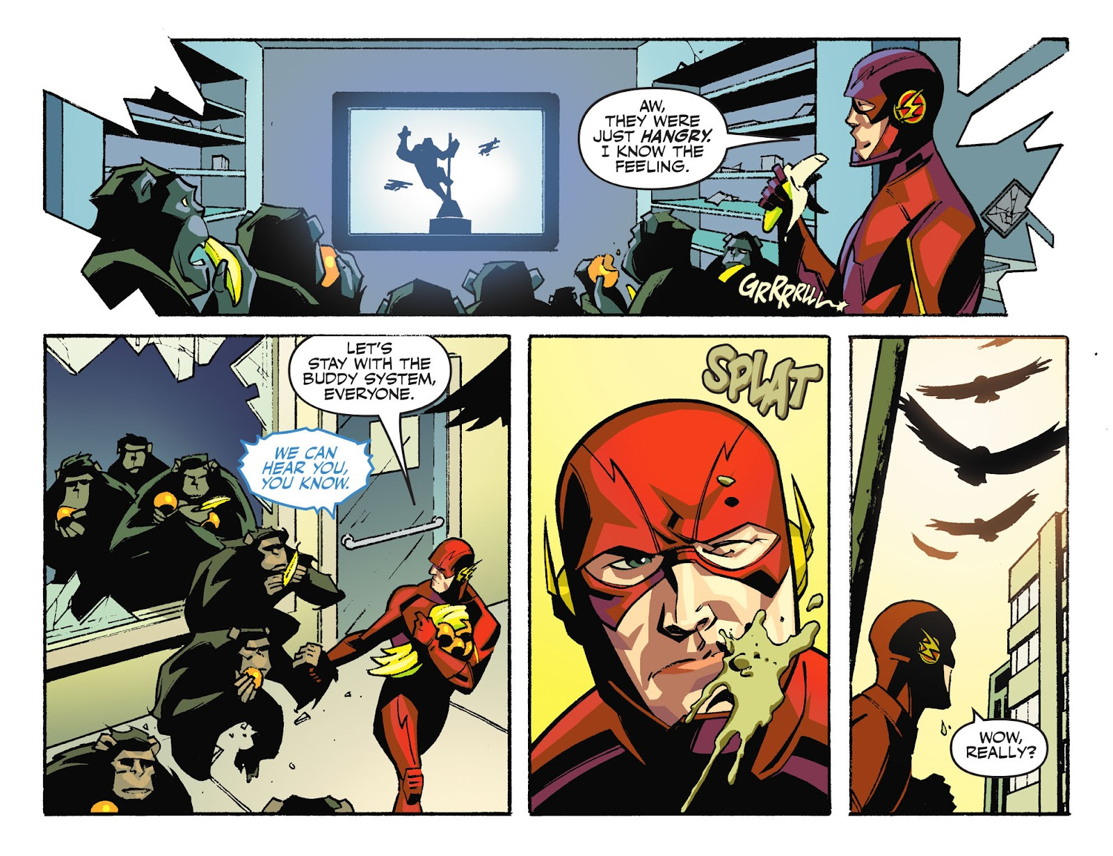 The Flash: Season Zero [I] Issue #3 #3 - English 8
