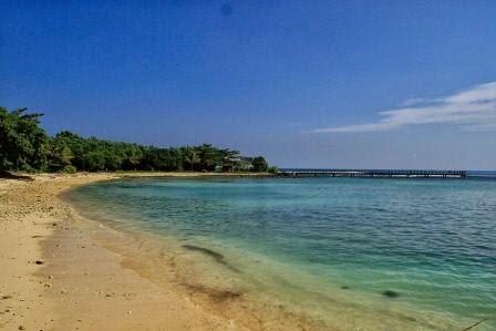 Pantai tanjung benam : Tempat wisata bahari di belitung