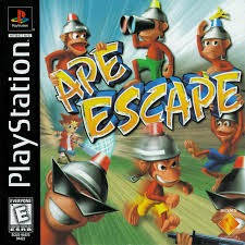 Ape Escape - PS1 - ISOs Download