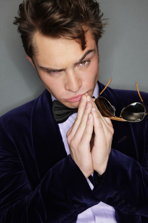 MI PLACER CULPABLE: Chuck Bass, serie Gossip Girl