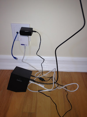 Boxee and cables