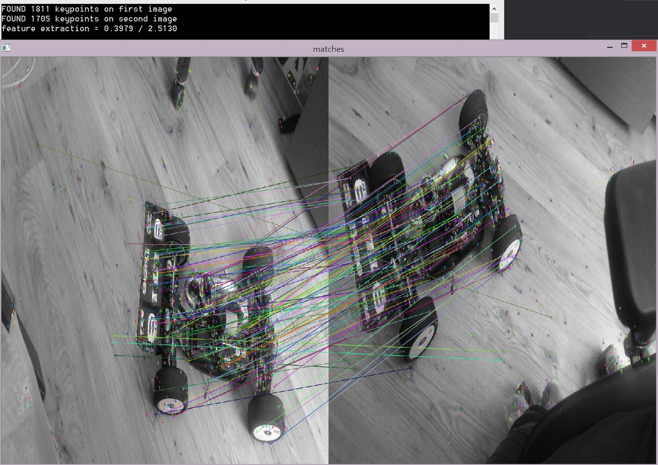 MARE's Computer Vision Study : opencv 3 0 rc1, example source code