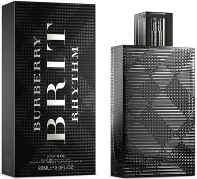 Burberry Brit Rhythm precio comprar perfume