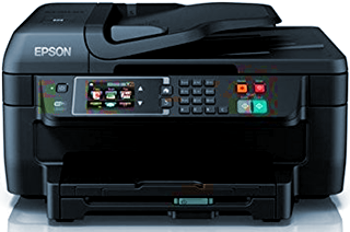 Epson WorkForce WF Driver Software Manuals and Wireless Setup