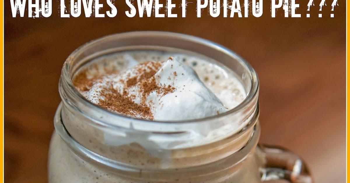 Whole Foods New Body Sweet Potato Pie Protein Shake