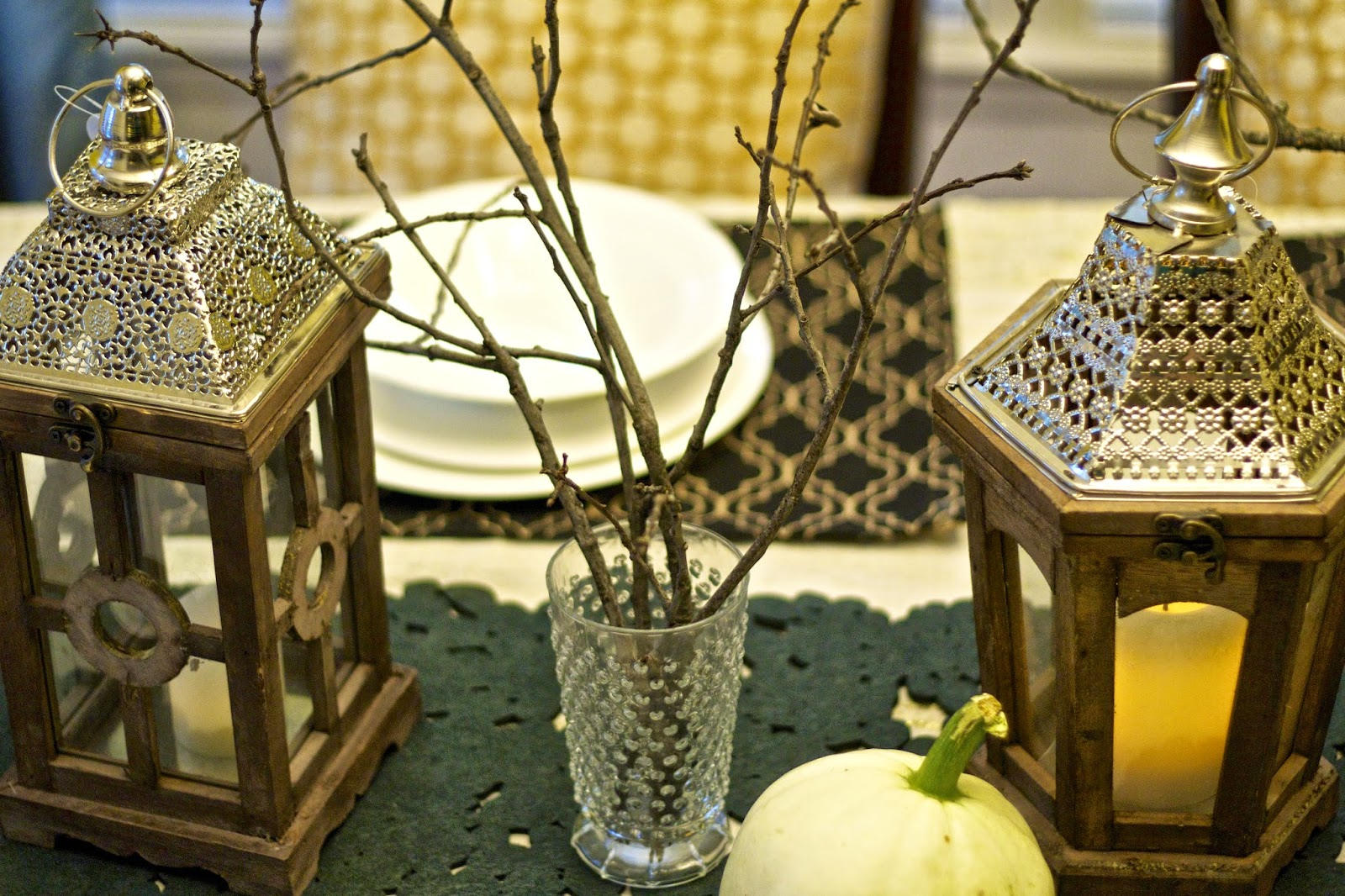 How Are You Making Little Or Big Updates To Your Home Decor Or Table Scapes For Fall Winter Holidays