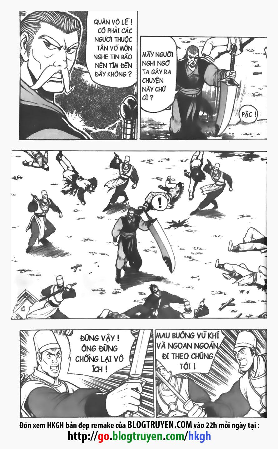 Hiệp Khách Giang Hồ chap 76 page 10 - IZTruyenTranh.com