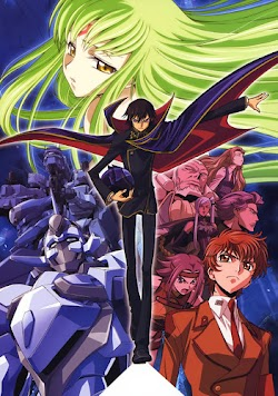 Code Geass: Hangyaku No Lelouch – Code Geass: Lelouch Of The Rebellion