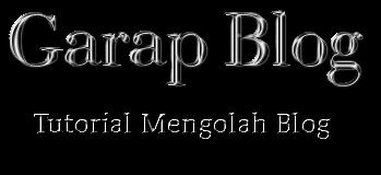 Garap Blog