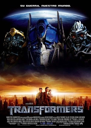 Poster Transformers 2007