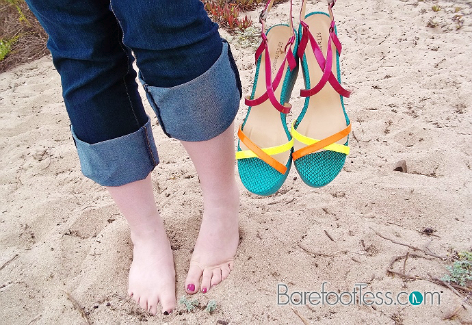 Barefoot Tess Shoes for 9+ Sizes