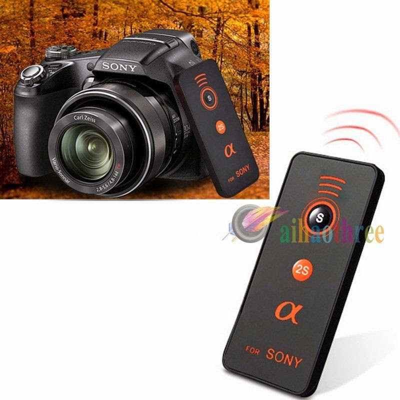 IR Wireless Remote Control For Sony NEX5C NEX-5N NEX-7 NEX-5R A7 A7R A7S A6000