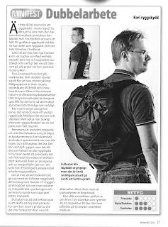 kori ryggskydd ryggsäck i minitest