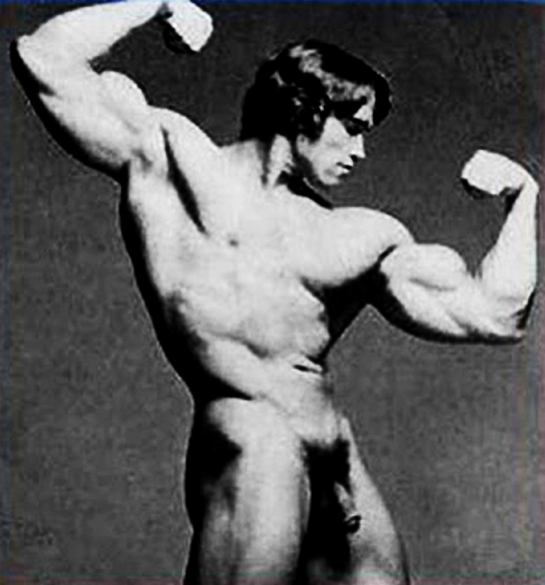 Arnold schwarzenegger nude fake xxx movie
