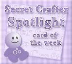 Secret Crafter Challenge
