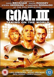 Goal 3 – Taking On The World