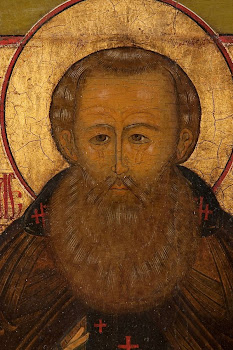 Azi 30 august praznuirea Sfantului Alexandru Svirski !