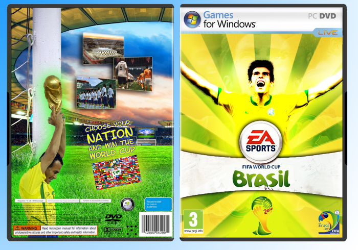 2014 FIFA World Cup Brazil Game Free Download Full Version ...