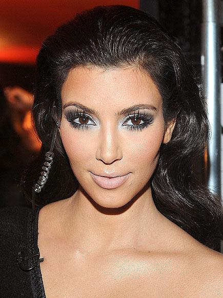 Kim Kardashian Make Up Tutorial Part 3 and 4!! By Kim Kardashian and ...