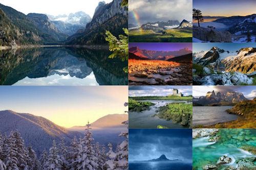 Los paisajes más hermosos del mundo I (10 fotos)