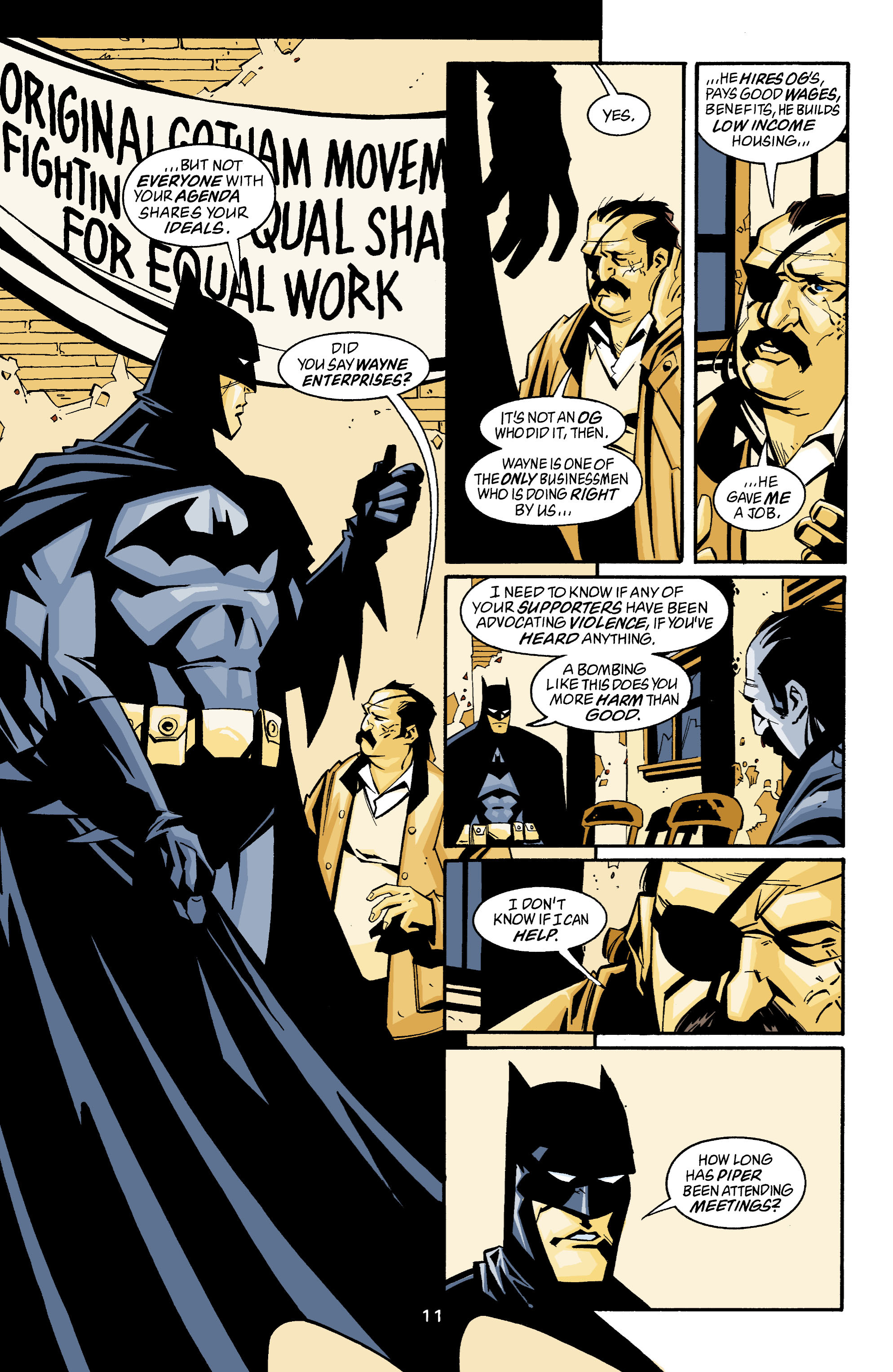 Detective Comics (1937) Issue #748 Page 11