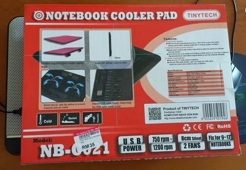 Notebook Cooler Pad, Kipas Angin Penyejuk Laptop, harga kipas angin laptop, cooler Acer Aspire One D270, punca dan sebab motherboard laptop rosak, overheating motherboard, kesan tak guna kipas penyejuk laptop, alat sejukkan laptop, sebab komputer dan laptop panas
