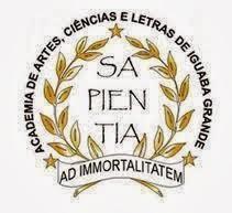 Acadêmica da Academia de Artes, Ciências e Letras de Iguaba Grande - Região dos Lagos/RJ