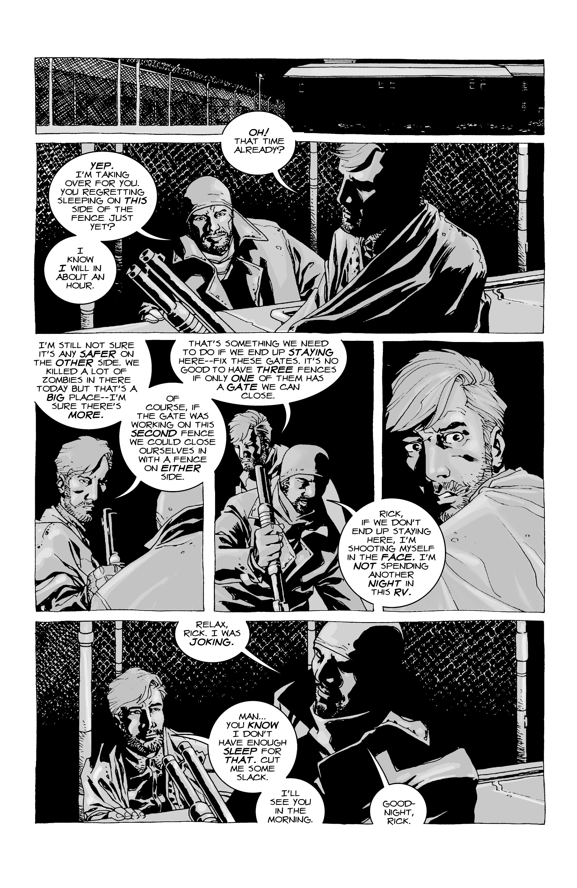 The Walking Dead Issue #13 Page 17