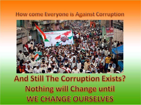 role of youth in removing corruption in india The role of civil society in the fight against corruption the role of civil society in the fight against  the importance of engaging youth in anti-corruption.