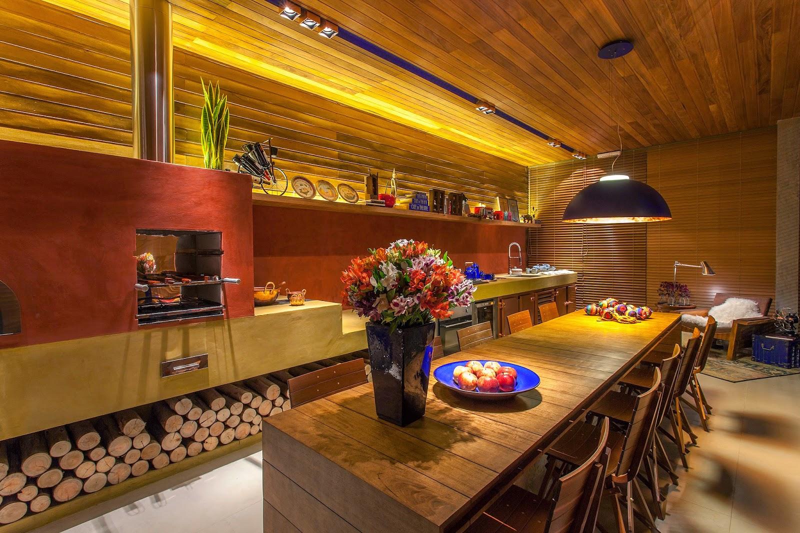 Fogão a lenha veja lindos modelos em cozinhas modernas e caipiras  #C0990B 1600 1066
