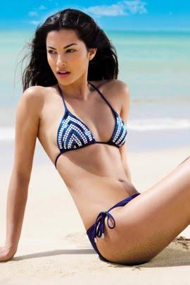 bikinis lentejuelas