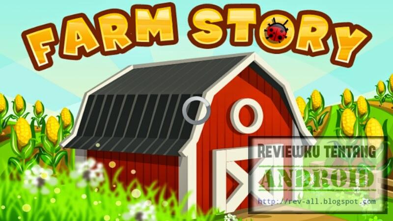 SplashScreen Farm Story versi 1.9.6.4 - Permainan android bertani dan saling berkunjung via internet (rev-all.blogspot.com)